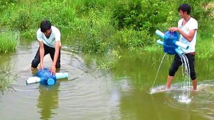 Sıra dışı balık avlama taktiği