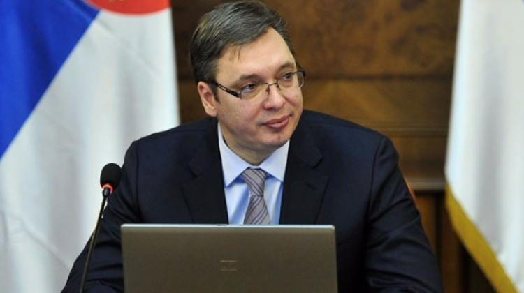 Sırbistan Cumhurbaşkanı Türklere seslendi