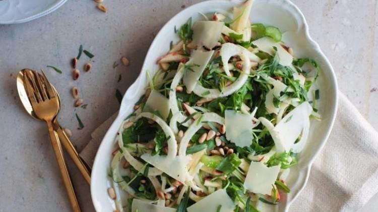 Bayramda etin yanında sunacağınız 10 enfes salata