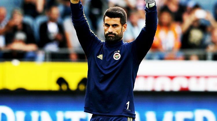 Volkan'ın hedefi Galatasaray derbisi