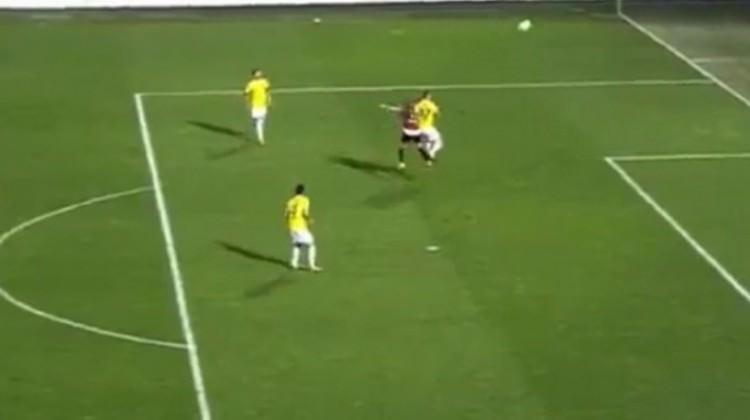 Fenerbahçe'ye karşı tartışmalı penaltı!