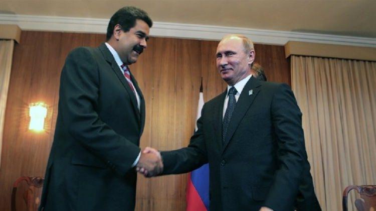 Venezuela lideri Maduro Putin ile görüşecek