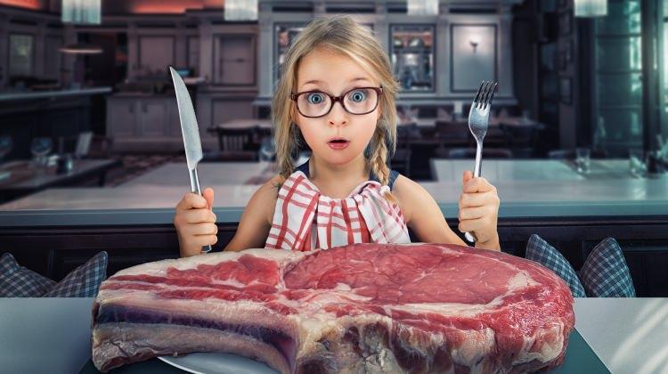 Çocuğunuz et yemiyorsa...