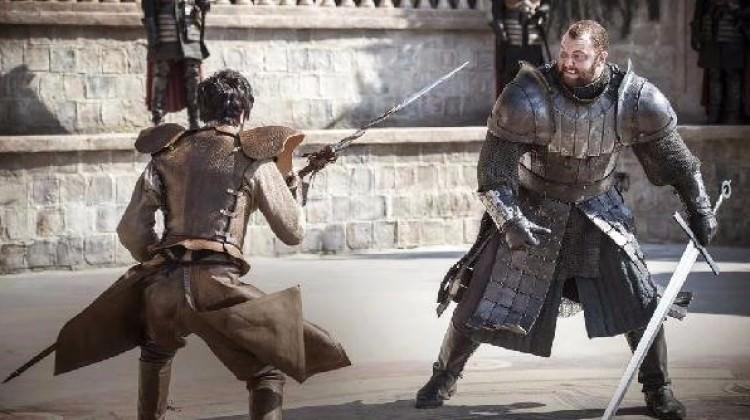 Game Of Thrones'un oyuncusu İstanbul'a geliyor