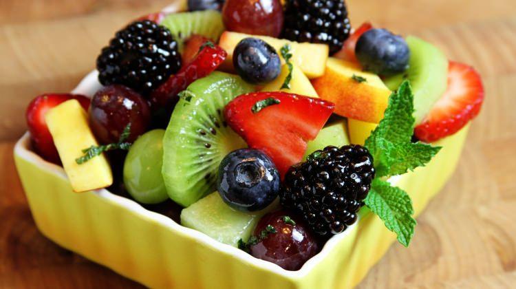 Meyve kilo yapar mı?