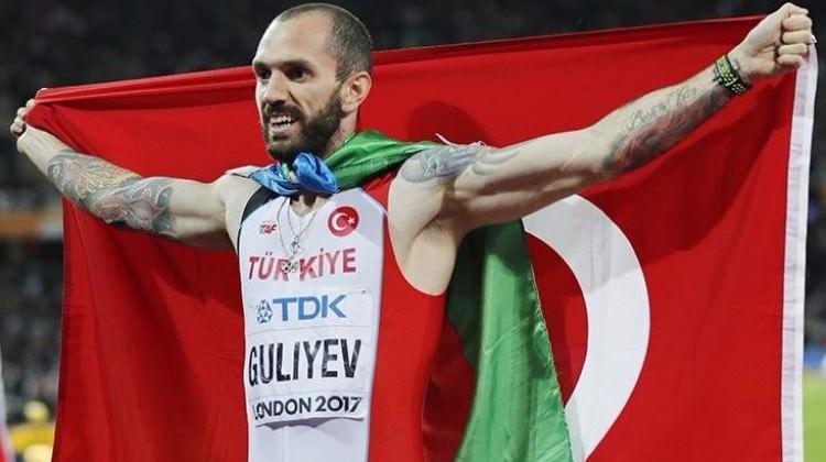 "Ramil Guliyev ""Ayın Atleti"" ödülüne aday"