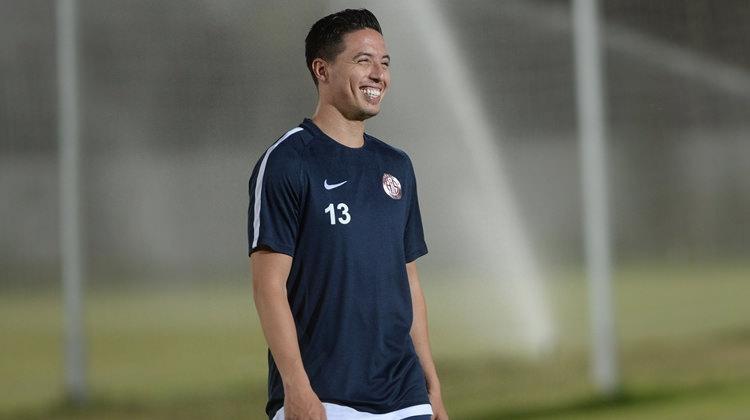 Samir Nasri: Arda, G.Saray'a transfer olursa...