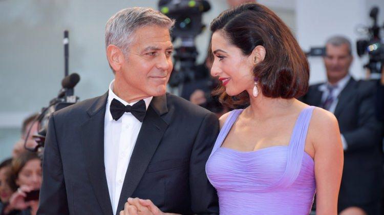 Amal Clooney'in 5 bin liralık gala makyajı