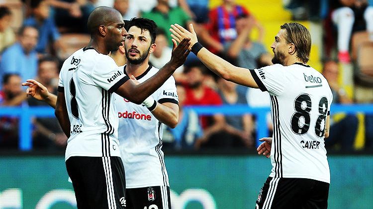 Beşiktaş, Karabük'te 10 kişiyle güldü!