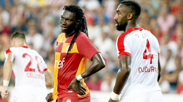 Galatasaray Eto'o'dan kaçamadı!