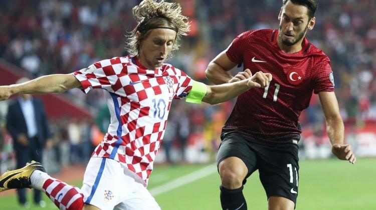 Luka Modric o isme hayran kaldı