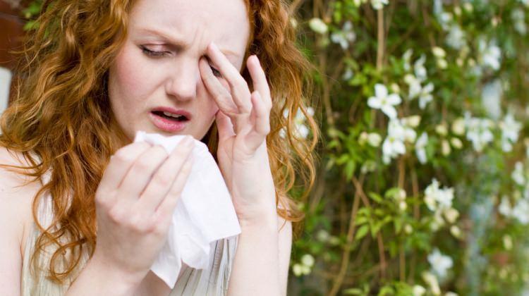 Alerjik hastalıklar sonbaharda artış gösteriyor!