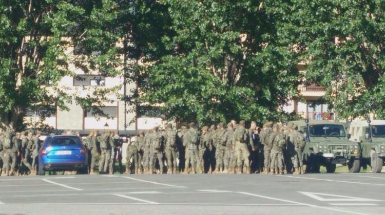 Katalonya'ya askeri müdahaleye hazırlanıyor