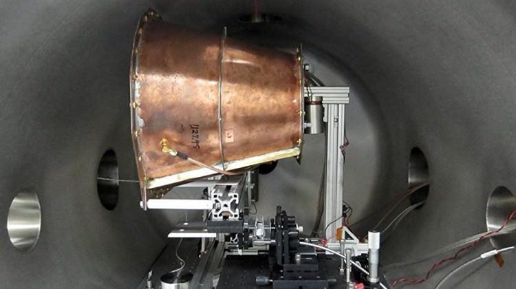 Çin: NASA'nın imkansız dediği motoru ürettik