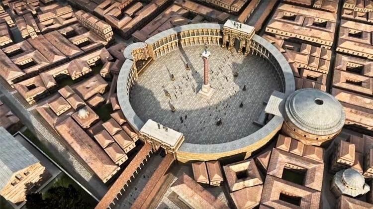 Bizans döneminde İstanbul nasıldı?