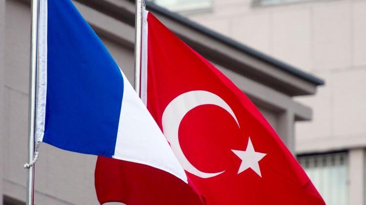 Fransa Dışişleri Bakanı Türkiye'ye geliyor