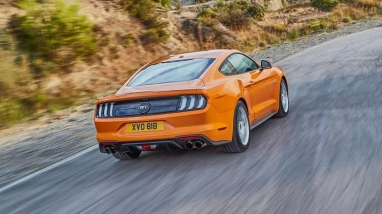 İşte Avrupalı Mustang