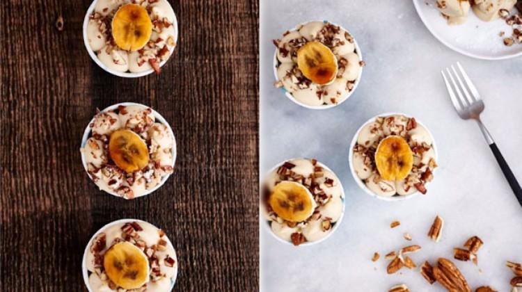 Pikan cevizli muzlu cupcake tarifi