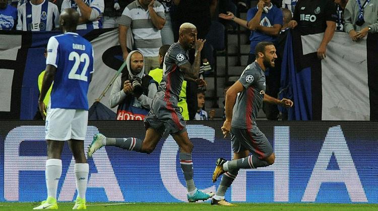 Porto Beşiktaş maçı özeti izle! TRT 1 Porto Beşiktaş golleri...