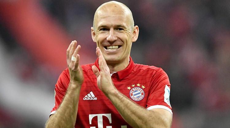 Bir devrin sonu! Arjen Robben...