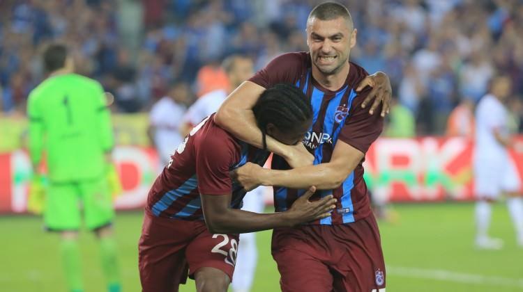 Trabzonspor rekora koşuyor!
