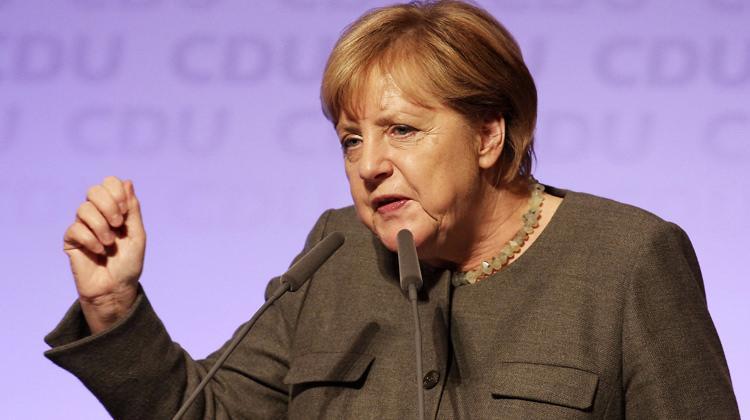 Hayrola Merkel! Sinsi planı ortaya çıktı