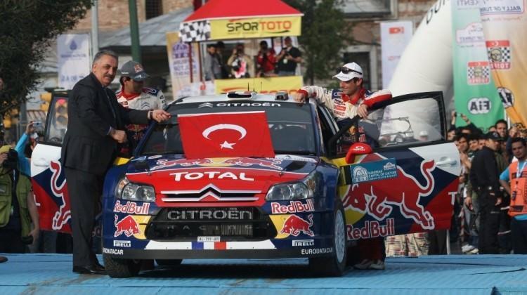Şampiyona 7 yıl sonra Türkiye'de