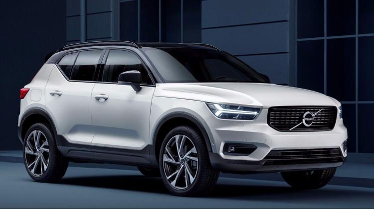 Volvo küçük SUV pazarına girdi! İşte ilk modeli