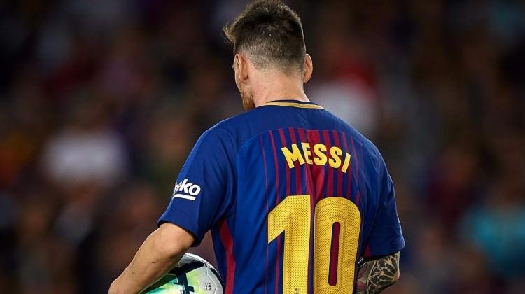 Lionel Messi'den rekor başlangıç!