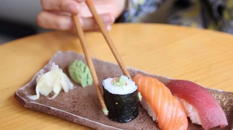 Sushi nasıl yenir? Püf noktaları nelerdir?