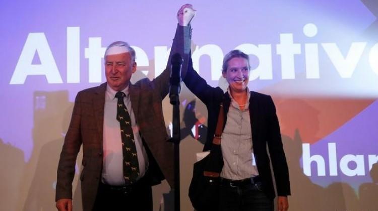 Alman siyasetinde AfD krizi!