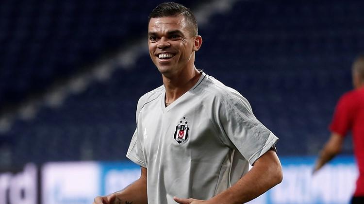 Beşiktaş'a büyük müjde! Pepe...