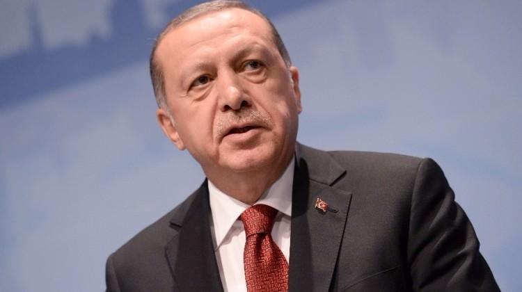 Erdoğan: Kudüs kararı yeni operasyonların...
