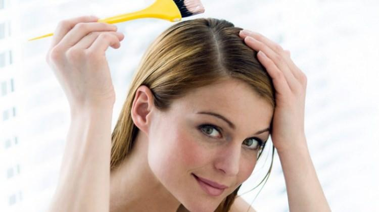 Evde saç boyama yöntemleri