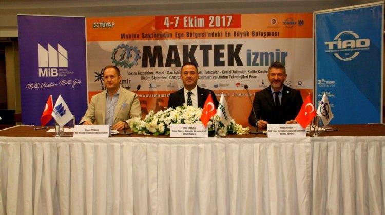 MAKTEK İzmir Fuarı