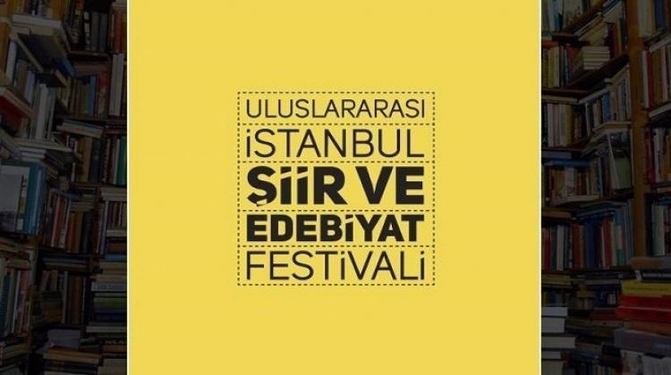 İstanbul Şiir ve Edebiyat Festivali başlıyor