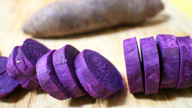 Mor patatesin yararları