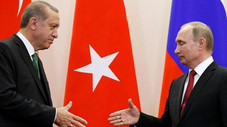 Kritik zirve! Erdoğan - Putin Beştepe'de
