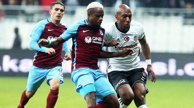 Onazi: Beşiktaş çok iyi bir takım ama...