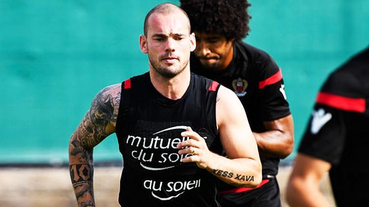 Sneijder için 'ayrılık' açıklaması!