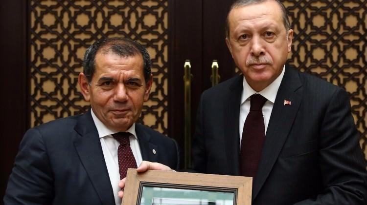 Dursun Özbek, Erdoğan'ın iki talimatını açıkladı