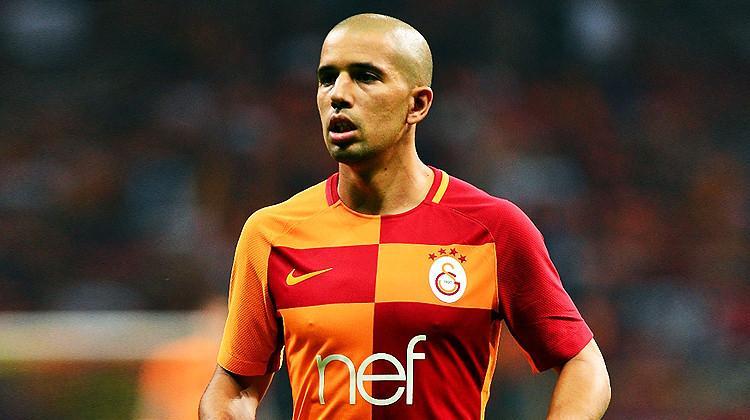 Feghouli transfer kararını verdi!
