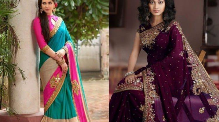 Hintli kadınlar en çok bu elbiseleri giyiyor!