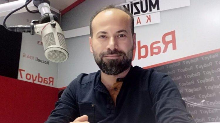 Ünlü radyocu Murat Çetin'den anlamlı hareket