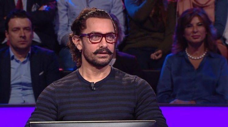 Aamir Khan'ı şaşırtan soru!