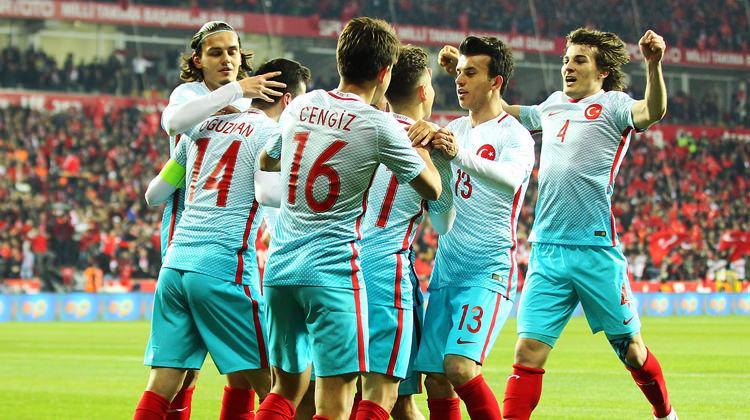 A Milli Futbol Takımının Euro 2020 projesi 36