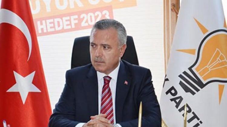 AK Parti'de iki il başkanlığına atama yapıldı