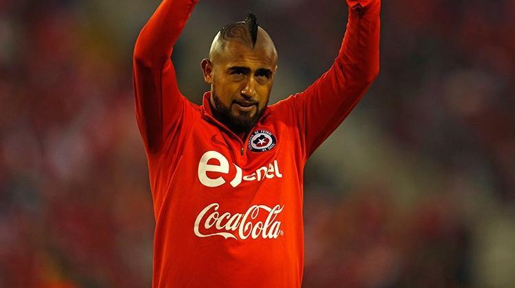 Arturo Vidal aldığı kararla herkesi şoke etti!