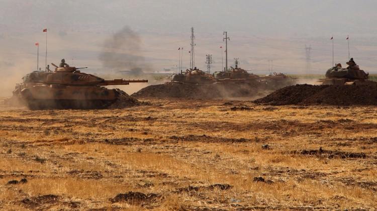 Esed'den Türk askerine alçak provokasyon!