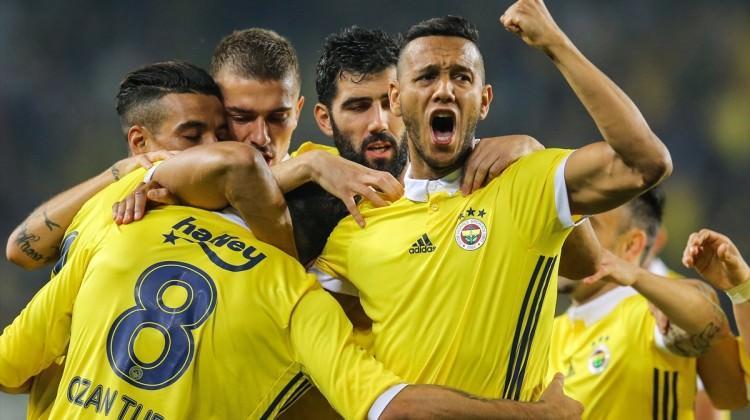 Fenerbahçe derbi öncesi moral buldu!